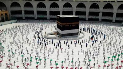 Indonesia Tunggu Detail Aturan Umrah dari Arab Saudi
