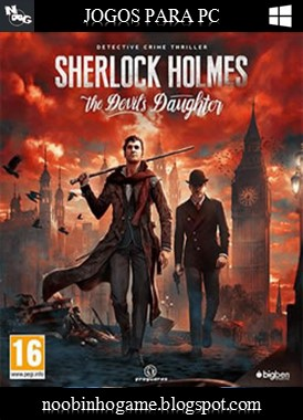 Download Sherlock Holmes The Devils Daughter PC