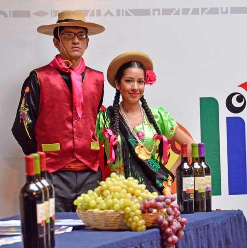 Los Kjarkas y Bronco animarán la fiesta de la uva y el vino en Tarija