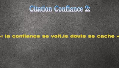 Citation Sur La Confiance 2