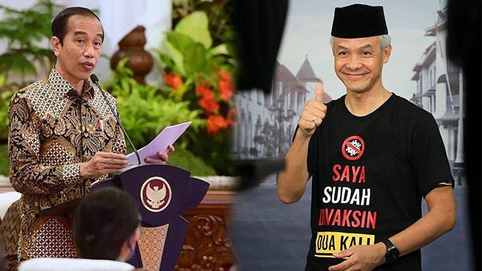 Tolak Presiden 3 Periode, Relawan Jokowi Alihkan Dukungan ke Ganjar Pranowo di 2024