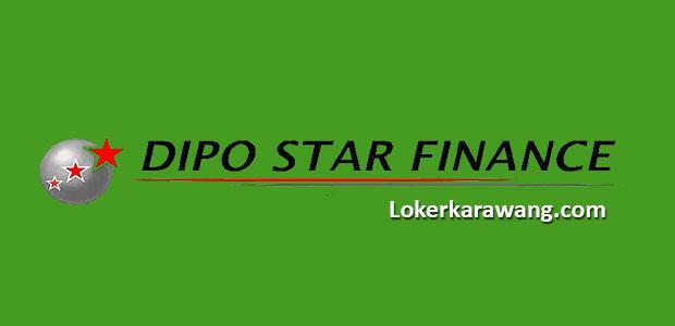 Lowongan Kerja  PT. Dipo Star Finance Karawang