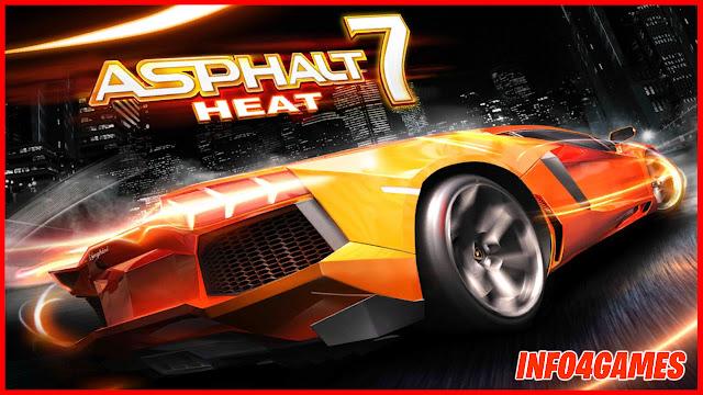 Descargar Asphalt 7: Heat para Android