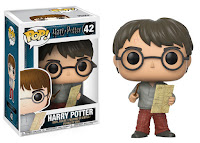 Funko Pop! Harry Potter The Marauders Map