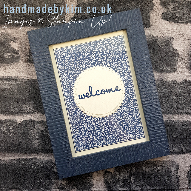 Stampin' Up! Boho Indigo
