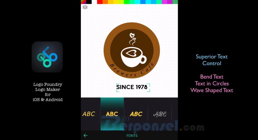 Aplikasi membuat logo di android gratis