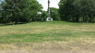 Boston Common on May 29