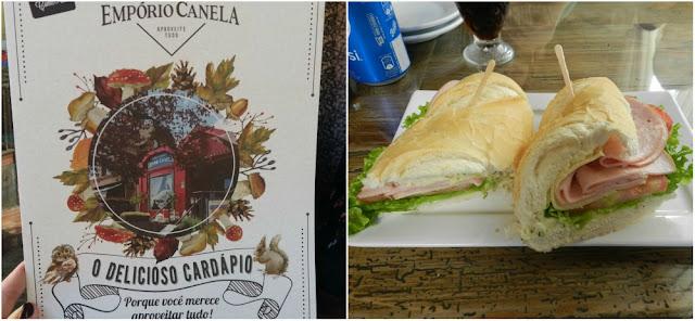 Onde e o que comer em Gramado e Canela? Empório Canela