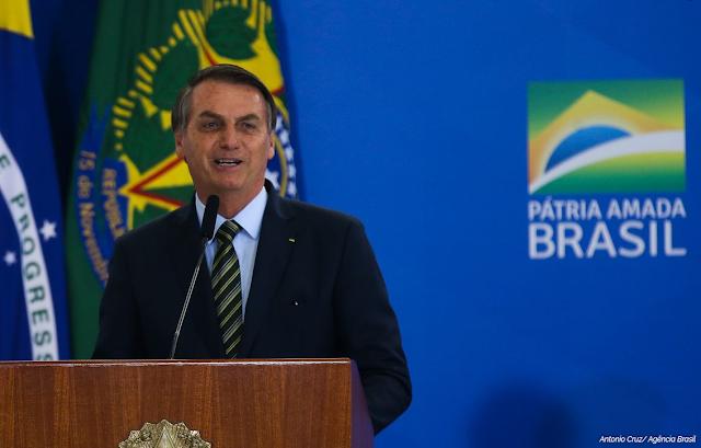 BRASIL: Bolsonaro comanda reunião da cúpula de governo