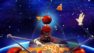 Elmo the Musical Pizza the Musical, Space Pizza Delivery Monster, Darth Chicken, the Martians, Sesame Street Episode 4316 Finishing the Splat season 43