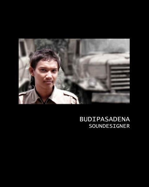 Nature Music Score by Budi Pasadena