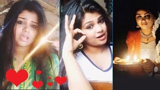 "Chubby girl ""Durga's Dubsmash"" 