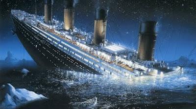 Kecanggihan kapal titanic