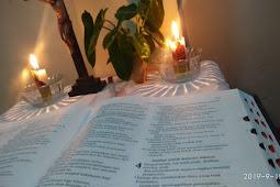 Pertemuan  Kedua  Bulan Kitab Suci  Lingkungan St. Arcadius 4