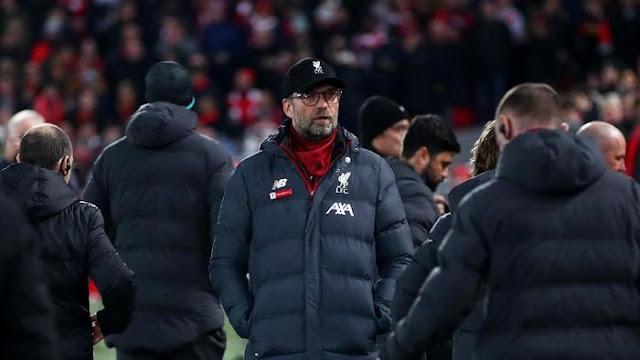 Liverpool 19 Laga Tanpa Kalah, Klopp: Jalan Masih Panjang