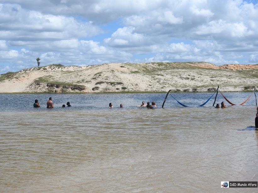 Diário de Bordo - Lagoa de Uruau, Ceará