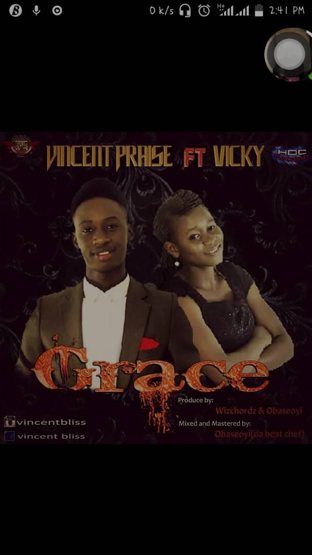 DOWNLOAD MP3 : Vincent Praise- Grace