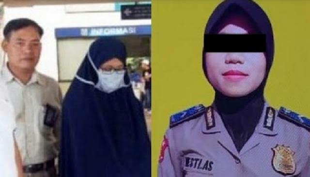 Polri Pecat Bripda Nesti yang Sekelompok dengan Penyerang Wiranto