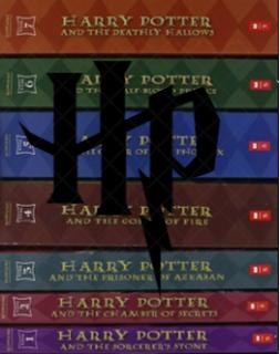 تحميل ملف سلسلة  قصص هاري بوتر PDF
