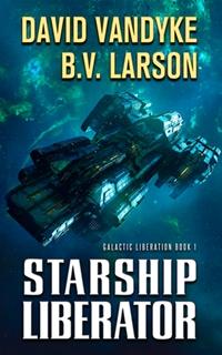 Starship Liberator (David VanDyke)