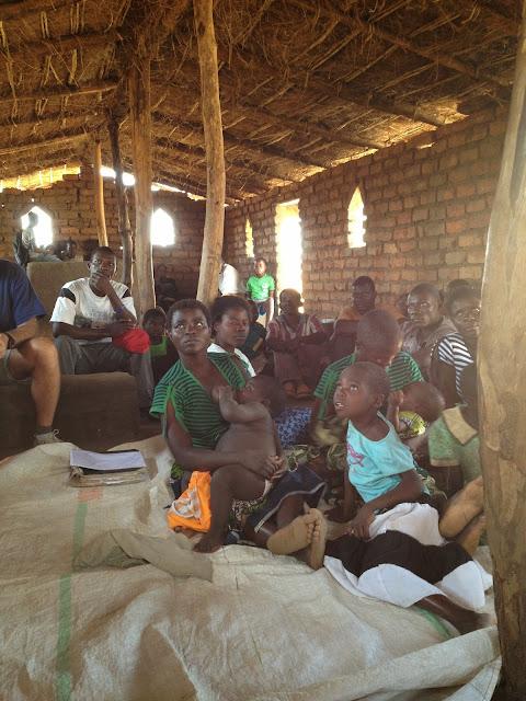 Iglesia&Escuela. Bitrix-Malawi 2013 - Sabíamos a los que nos arriesgábamos - Beatriz Tello