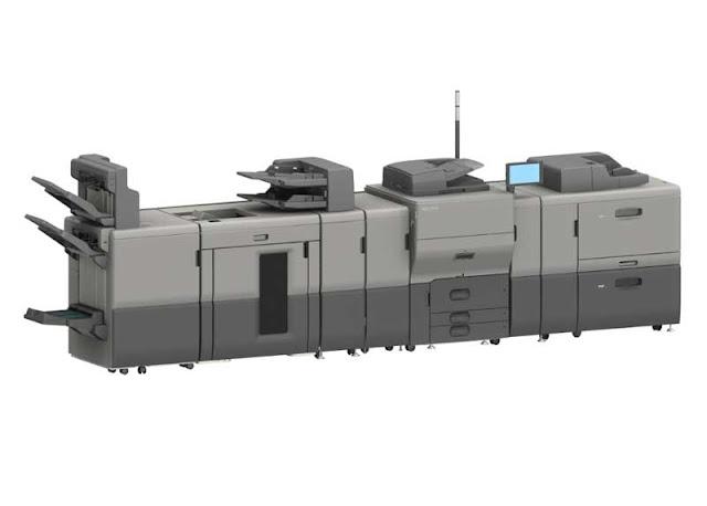 Ricoh Pro™ C5300: A impressora a cores de baixo investimento e alto rendimento