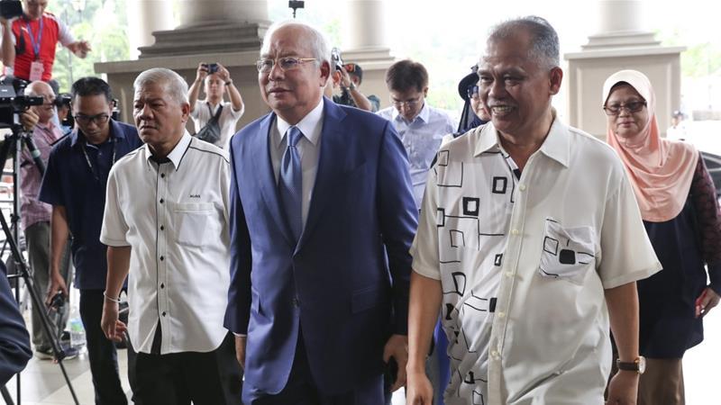 Malaysia: Ex-PM Najib Razak's biggest 1MDB trial gets under way