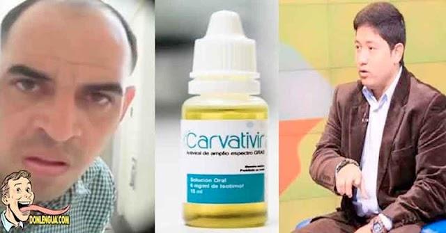 FRAUDE | Creadores de las Gotas Milagrosas de Maduro no tienen nada que ver con Medicina