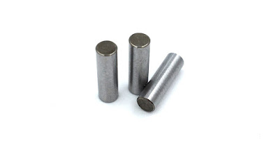 Custom 4340 Alloy Steel Dowel Pins - Aerospace Applications