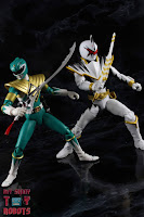 Power Rangers Lightning Collection Dino Thunder White Ranger 63