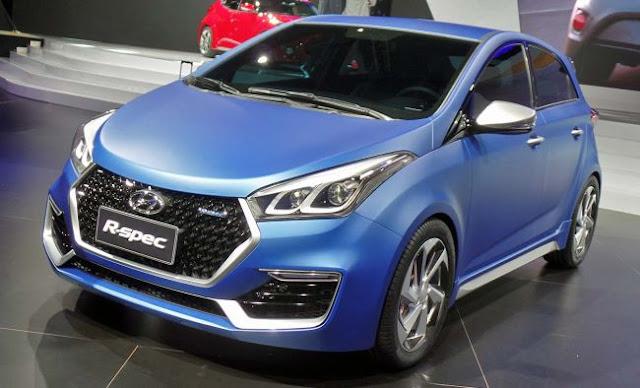 Hyundai HB20 R Spec, coches y motos 10