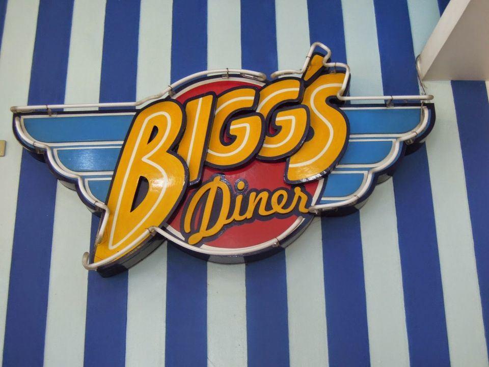 Bigg's Diner in Legazpi City, Albay