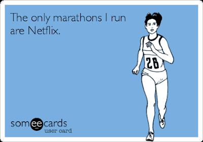 Netflix-marathons