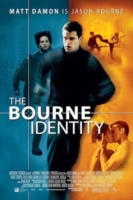 The Bourne Identity [2002] [DVD R1] [Latino]