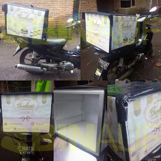 Tas delivery box makanan Surabaya bonbon