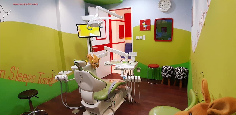 medikids wakaf depok klinik unik dan homey dokter periksa gigi anak dan keluarga jadi lebih ceria dan menyenangkan pesona square mall