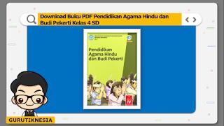 download ebook pdf  buku digital pendidikan agama hindu kelas 4 sd