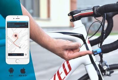 Sherlock GPS antitheft device