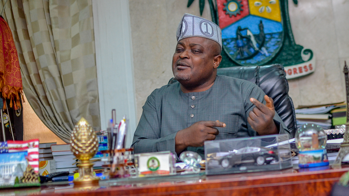Mudashiru Obasa Lagos house of assembly speaker's corruption allegation has been cleared by lawmakers