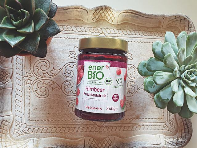 enerBio - Himbeer Fruchtaufstrich