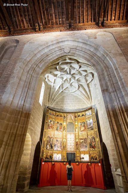 Retablo gótico de San Lorenzo el Real - Toro