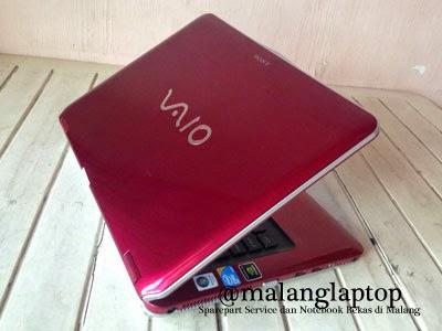 Notebook Sony Vaio VGN-CS325J Second