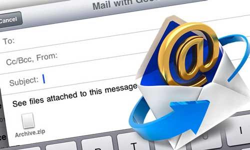 Gambar untuk Contoh Surat Lamaran Kerja Via Email dan Tips Cara Mengirim Lamaran Lewat Email