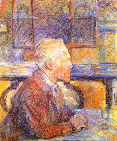 arteeblog a história do retrato de vincent van gogh por henri de