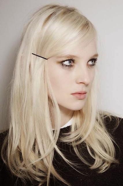 peinados con accesorios