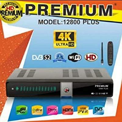 سعر ومواصفات العملاق رسيفر بريميوم PREMIUM 12800 PLUS