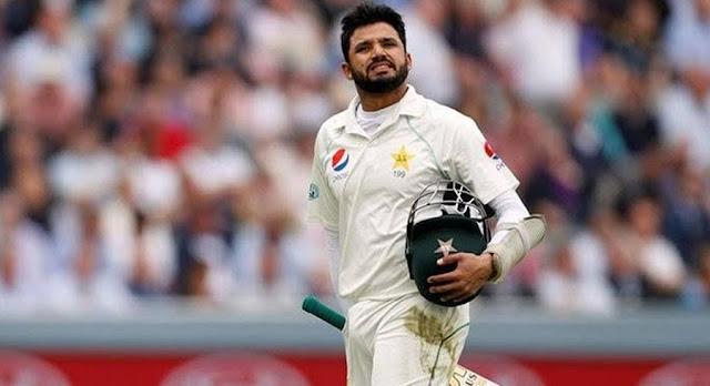 পাকিস্তানের টেস্ট অধিনায়কের জায়গা হারাচ্ছেন আজহার