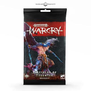 WarCry Disciples of Tzeentch