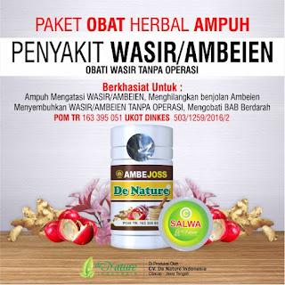 Image PENGOBATAN PENYAKIT WASIR / AMABEYEN