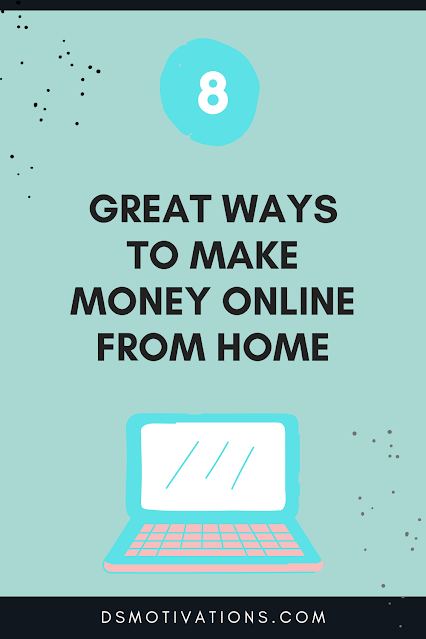 How to Make Money From Home Quickly and Easily